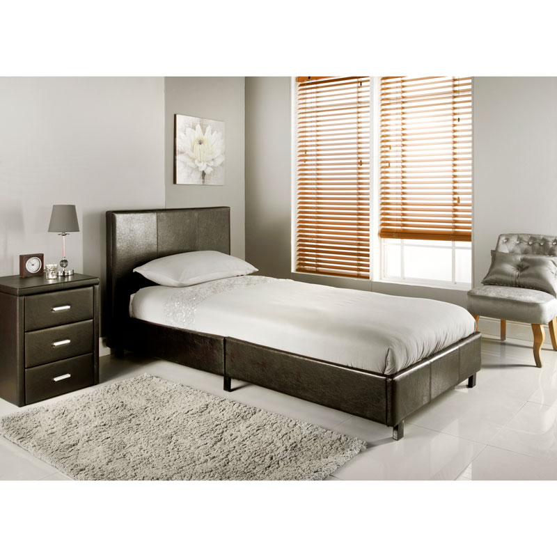 new style 59bad 94508 Single Bed