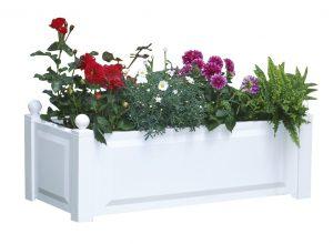 Rectangular Planter Box for Garden