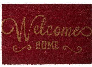 """""""Welcome Home"""" Doormat"""