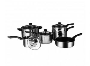 A Set of 6Pc Cookware